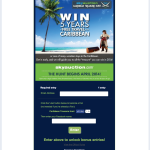SkyAuction Caribbean Sweepstakes