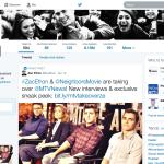 Twitter Zac Efron
